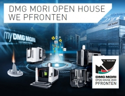 DMG MORI: Open House Pfronten
